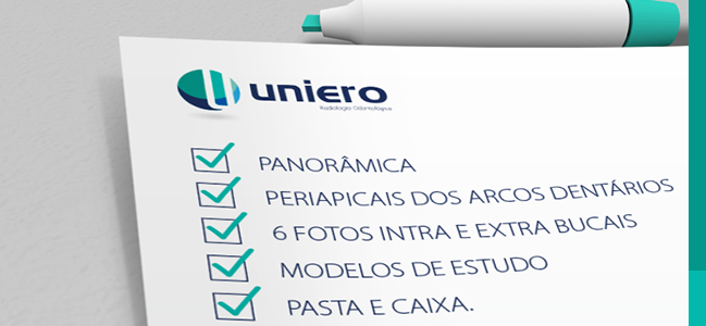 Uniero - blog - Documentação Periodontal